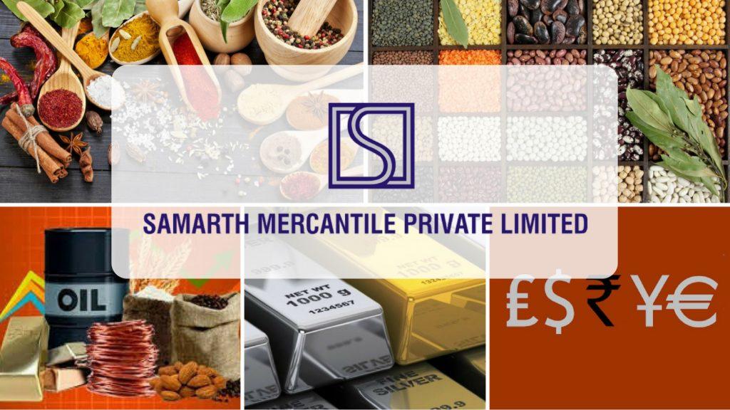 Samarth Mercantile Banner